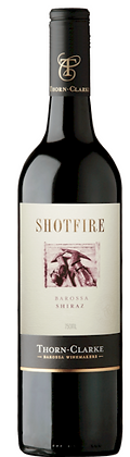 SHIRAZ SHOTFIRE BAROSSA VALLEY Thorn Clarke Wines, Angaston