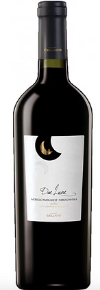 Due Lune TERRE SICILIANE IGT Wines of Sicily, Sambuca di Sicilia AKTKION