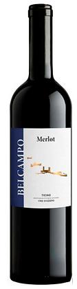 BELCAMPO MERLOT TICINO DOC Cantina Amann, Contone, Ticino