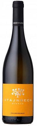 dunkle Weinflasche von Borgo Stajnbech