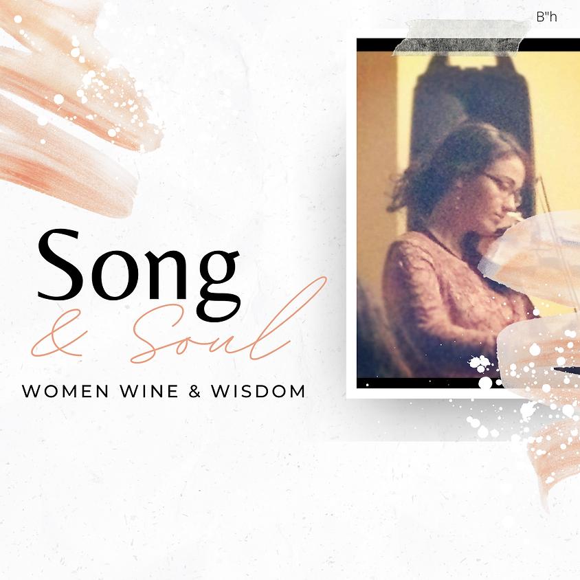 Women Wine and Wisdom