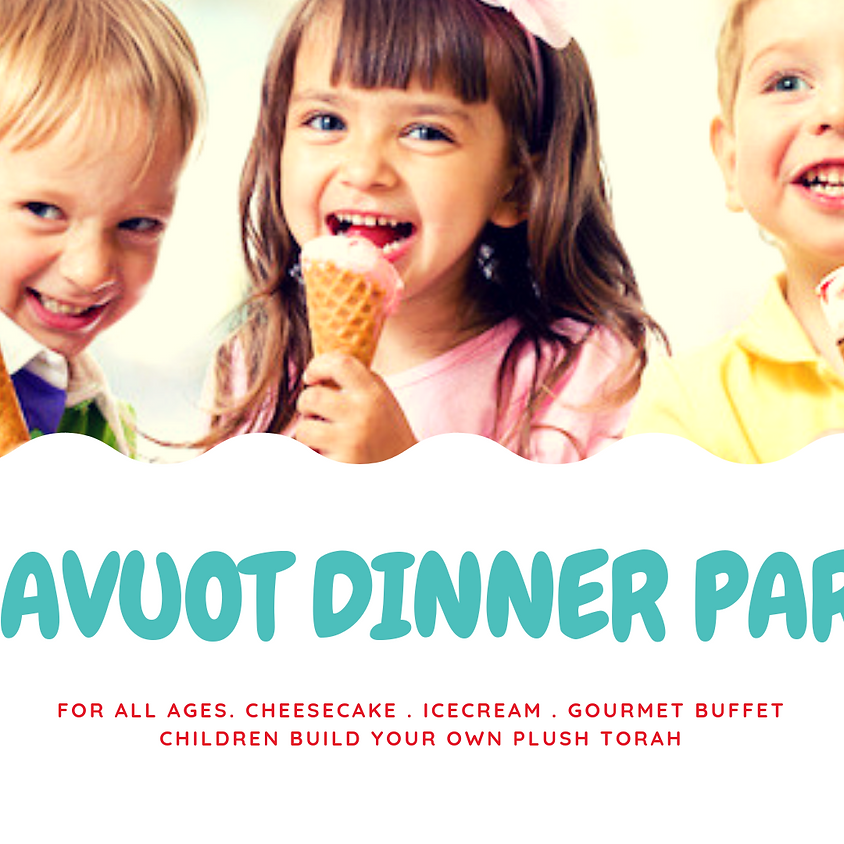 Shavuot Dairy Dinner Donation