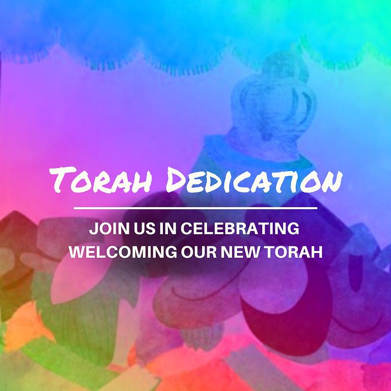 Mega Torah Welcoming!