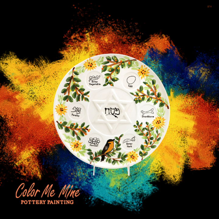 Young Adults | Paint with Purpose | Passover Edition