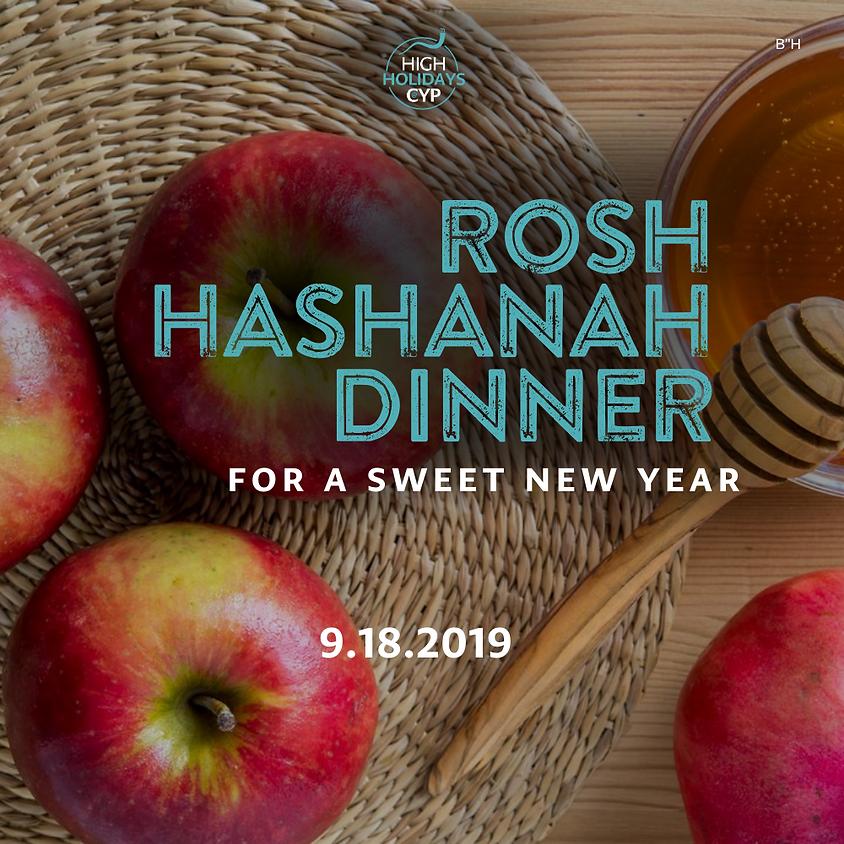 Young Adult Rosh Hashana Dinner