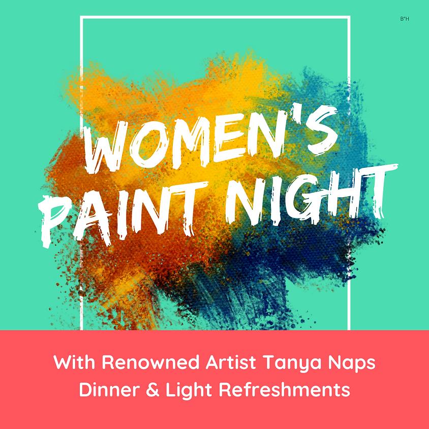 Women's Paint Night