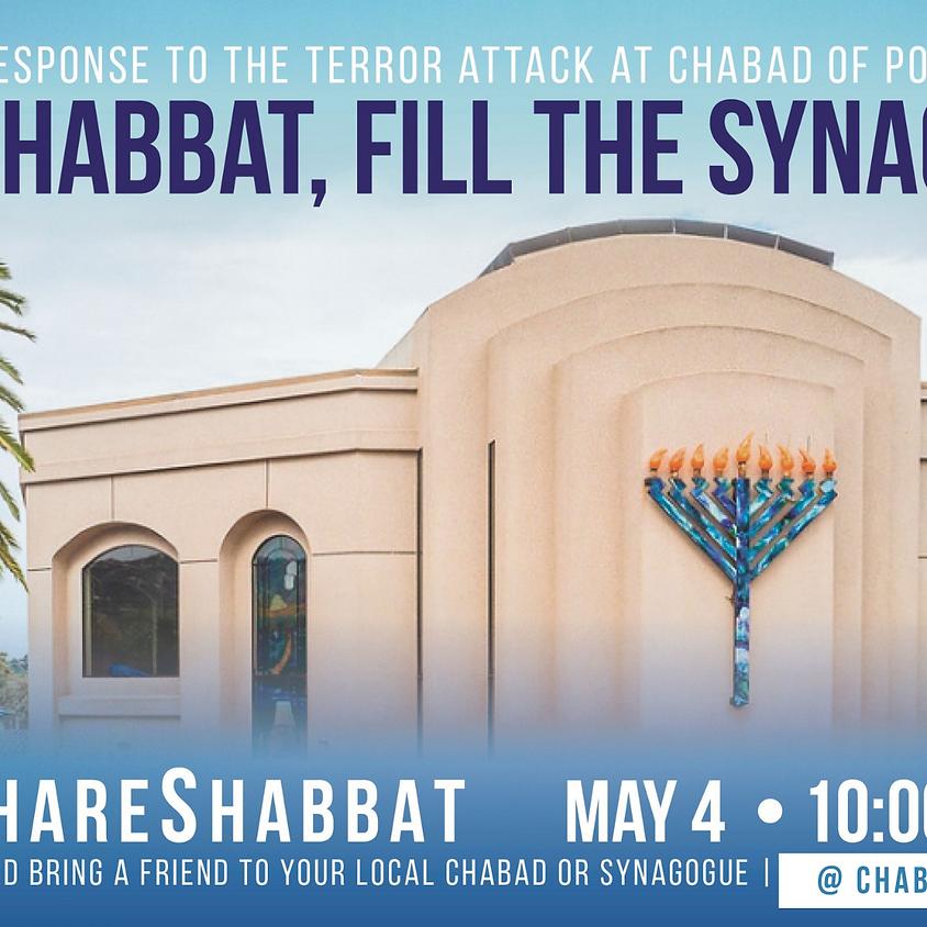 We're Going to Shabbat