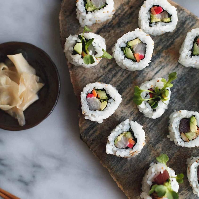 Women's DIY Sushi Night