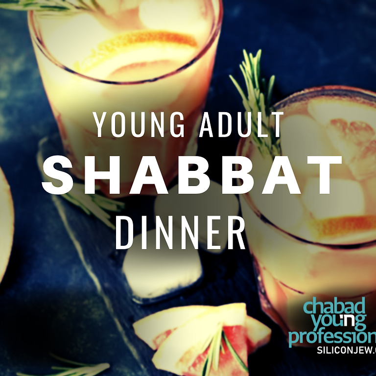 Young Adult Shabbat Dinner