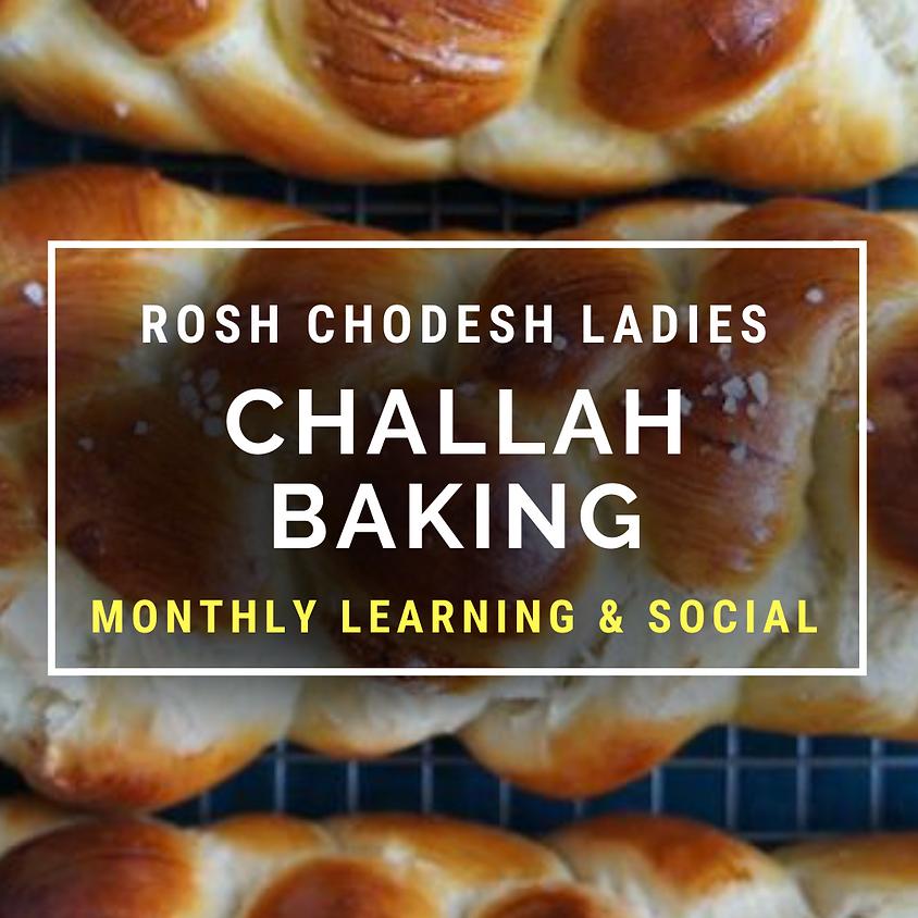 Rosh Chodesh Ladies Learning