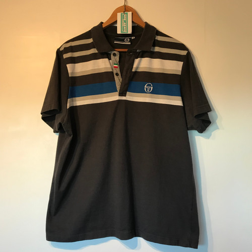 c8f73d102 Sergio Tacchini Polo Shirt - XL