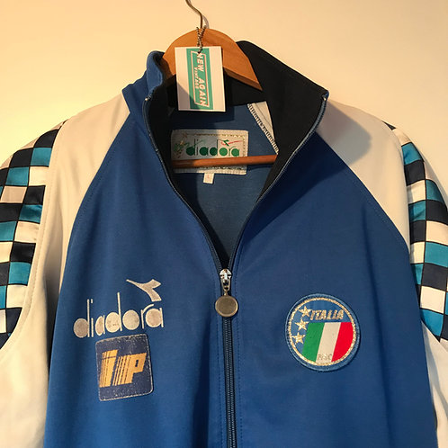 Diadora Italian Track Jacket - Large