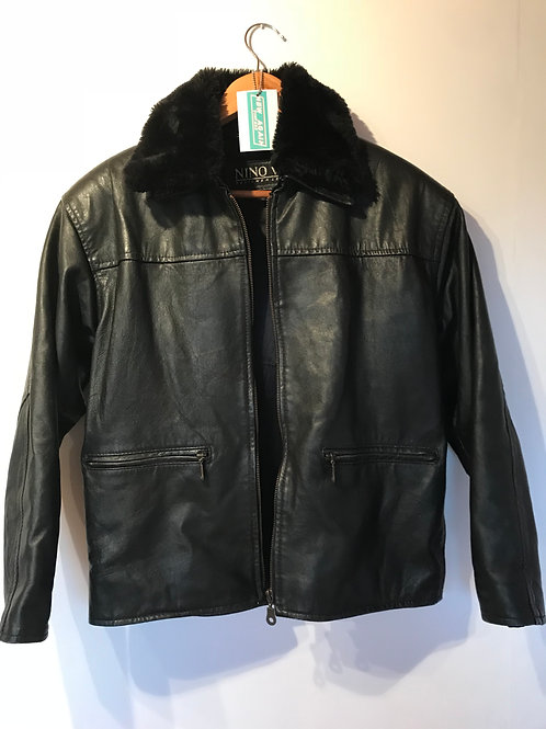 Womens Leather Jacket - Small