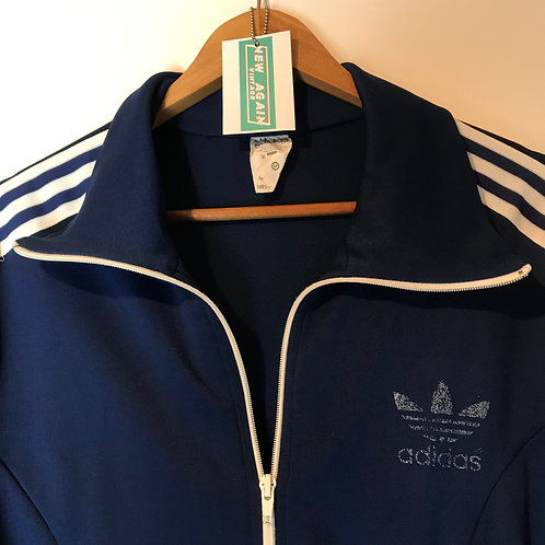 Adidas Track Jacket - Small