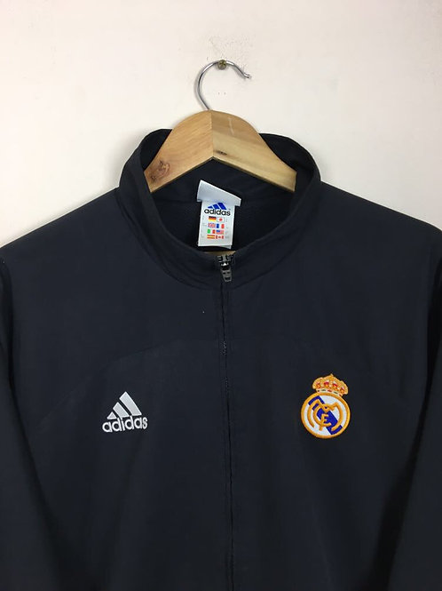 Adidas Real Madrid Jacket - Large