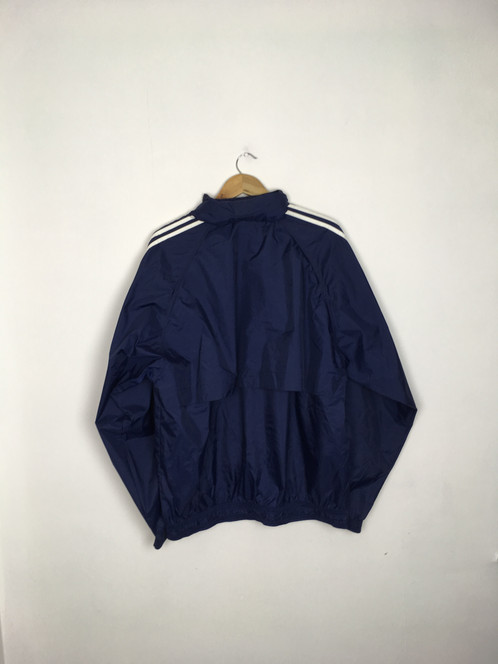 384c2a08d6e4 Waterproof adidas Jacket with fold out hood