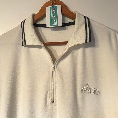 Asics Velour Polo shirt - XXL