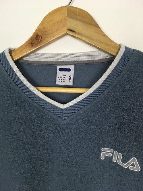 Fila Fleece Jumper - Medium