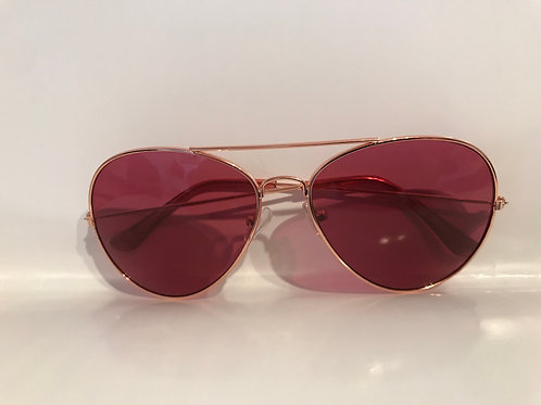 Sunglasses - Rose Tinted