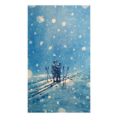 Snøelskere - Kristian Finborud