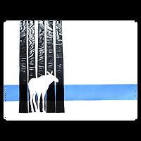 Den hvite elgen - Trine Lindheim