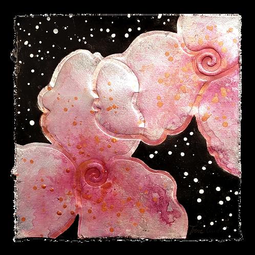 Mellom stjernestøv og blomsterfrø II - Trine Lindheim