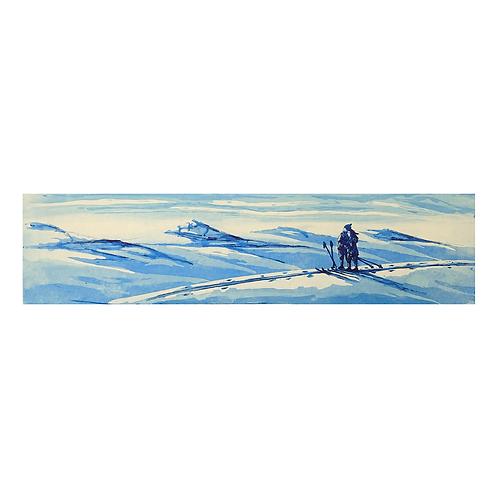 Vi to og fjellet - Kristian Finborud