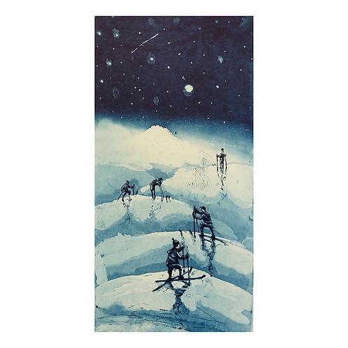 Opp mot stjernene - Kristian Finborud