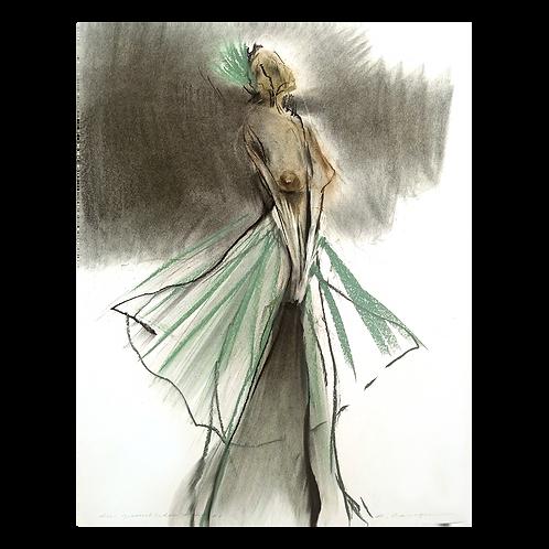 Den Grønnkledde - Runi Langum