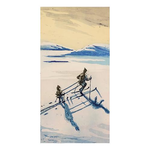 Påsketur med bestemor - Kristian Finborud