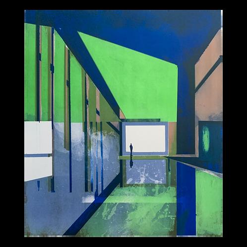Tempel - Kenneth Blom