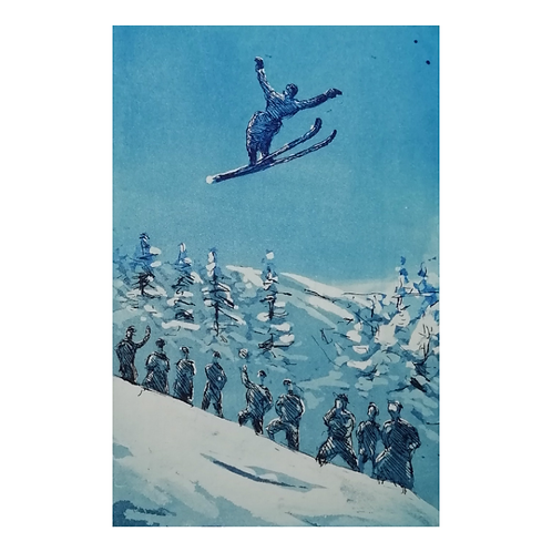 Historisk hopp - Kristian Finborud