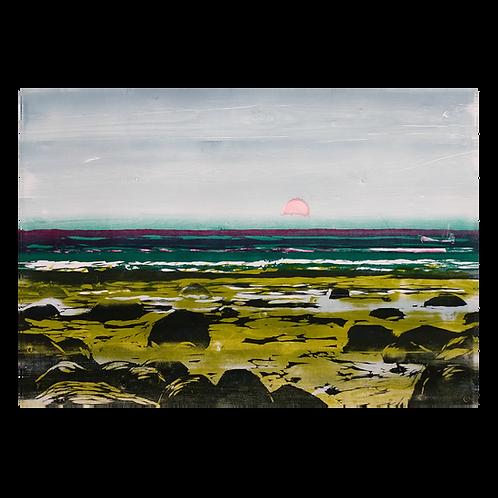 Strand - Knut Frøysaa