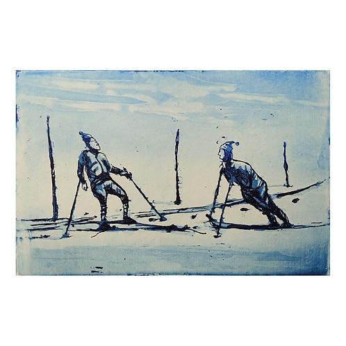 Løypeflørt - Kristian Finborud