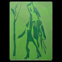 Den grønnkledde - Sverre Koren Bjertnæs
