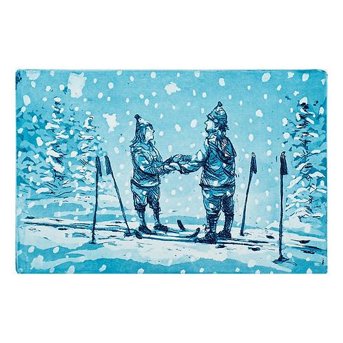 Vinterforlovelse - Kristian Finborud