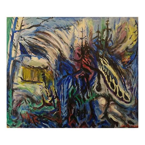 Skog (1952) - John Paulsen