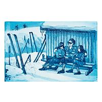 Fra hytte til hytte - Kristian Finborud