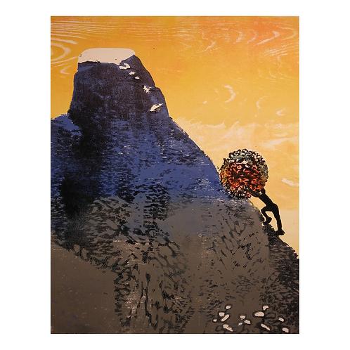 Dikterens natt - Ståle Blæsterdalen