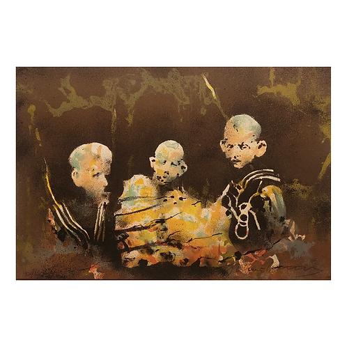 Tre brødre - Håkon Gullvåg