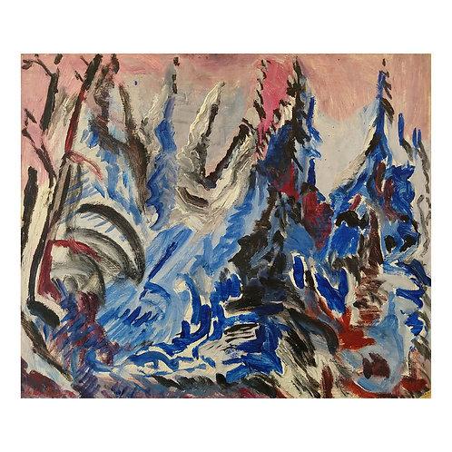 Skog (1950) - John Paulsen