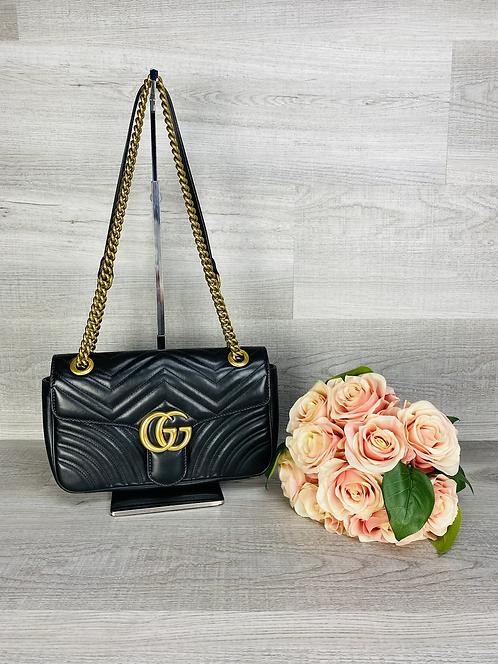 Gucci GG Marmont Small Matelasse - DOL2206
