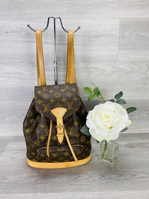 Louis Vuitton Montsouris MM Backpack - DOL2213