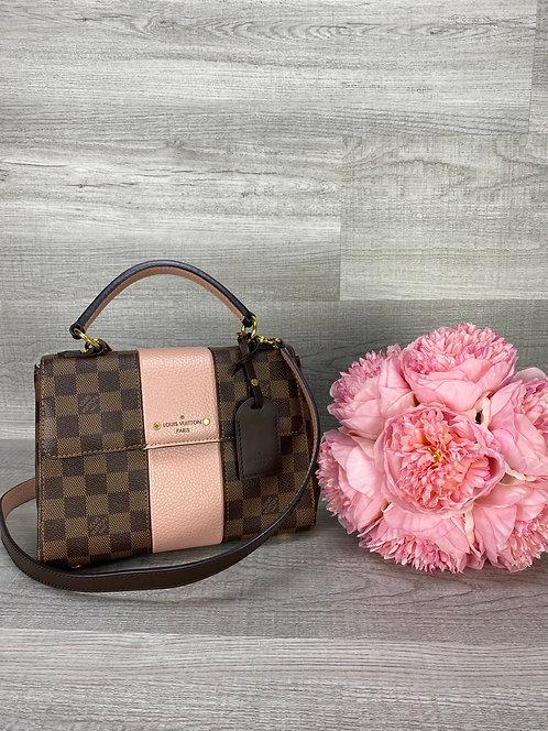 Louis Vuitton Bond Street BB Damier Ebene / Magnolia - DOL2191
