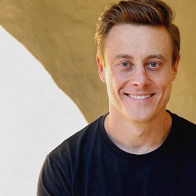 Daniel Troyak smiling