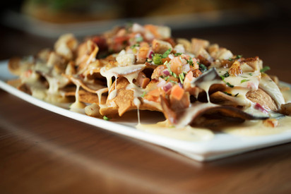 Tommy's Tavern + Tap | Pork Belly Nachos