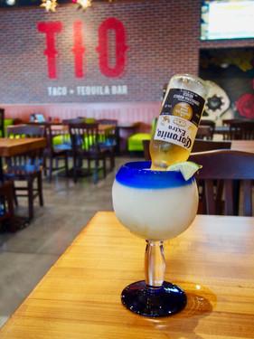 Tio Taco + Tequila
