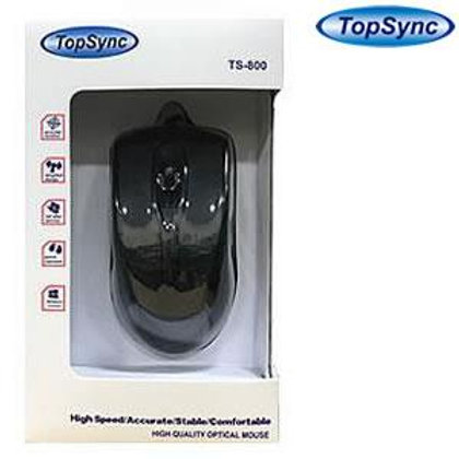 TopSync USB Optical Mouse