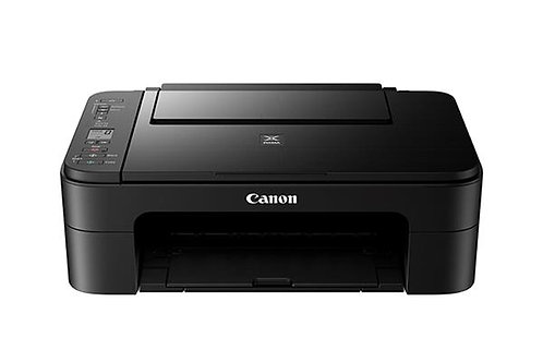 Canon PIXMA TS3120 Black Multifunction Inkjet Printer