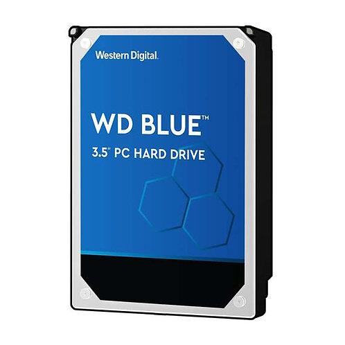 WD Blue 6TB Desktop Hard Disk Drive - SATA 6 Gb/s 256 MB Cache 3.5 Inch